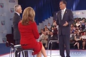 Romney softens on key campaign issues