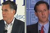 Santorum leads Romney in new Michigan poll