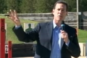Santorum clarifies remarks about Romney