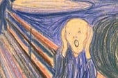 'The Scream' painting sets auction record