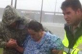 Rescue efforts underway in La.