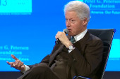Clinton: Hillary hasn't mentioned running...