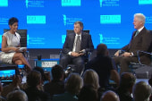 Clinton: US needs to stay younger than...