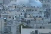 UN Monitors visit site of Syrian massacre