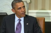 Obama: Use of chemical weapons adds...