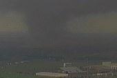 Tornado hits South Dallas, Texas
