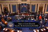 Senate won't defund Obamacare