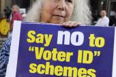 Democrats winning voter ID battle