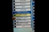Voting error in Pennsylvania