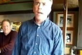 Rep. Walsh rant caught on camera