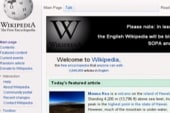 Wikipedia to go dark Wednesday