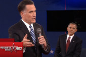 Did Romney alienate women voters?