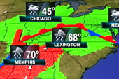 Bad weather to dampen holiday travel