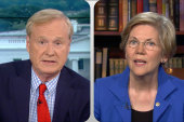 Warren on building opportunity in America