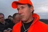 Santorum in the 'conservative primary'