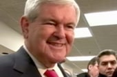 Conservative media criticizes Gingrich