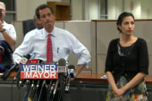 A win for Weiner would mean trouble for...