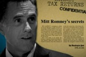 The taxing fight over Romney's taxes