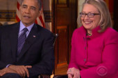 Hillary Clinton's name still on the table...