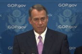 Boehner 'dribbled around' by right wing