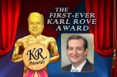 The strangeness of Ted Cruz