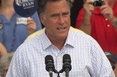 Obama, Romney prepare debate strategies