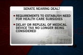 Senate nearing a deal?