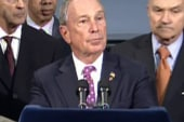 NYC Mayor Bloomberg endorses Obama for...