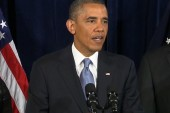 Obama responds: Congress 'has been briefed...
