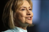 Clinton gets political post-State Department