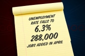 New jobs report brings some good news
