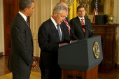 The neocon opposition to Hagel