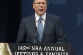 NRA convention highlights extreme...