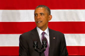 Obama hits back on GOP calls for impeachment