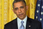 Obama calls IRS scandal 'outrageous'