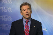 Rand Paul's punch at the Clintons