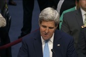 Kerry, Hagel make case for Syria as...