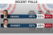 Obama takes lead in polls after Romney's...