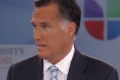 Romney campaign, national polls wobble as...