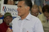 What's going on with the Romney campaign?