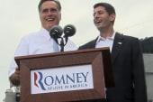 Romney flip-flops on Ryan budget plan
