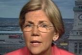 Elizabeth Warren: Election is about heart,...