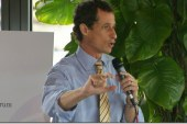 The newest troubles for the Weiner campaign
