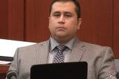 Did George Zimmerman believe he faced...
