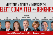 Seven GOPers picked for Benghazi committee