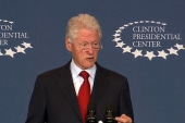 How the right is going after Bill Clinton