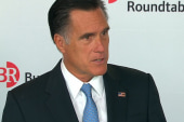 Conservative critics hit Romney's campaign