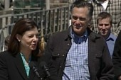 Ayotte auditioning for VP?