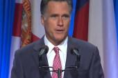 He's just being Romney