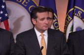 GOP tries frantically to stop Cruz